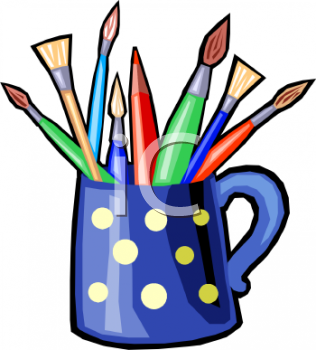 Craft clipart craft supply. Supplies clip art bay