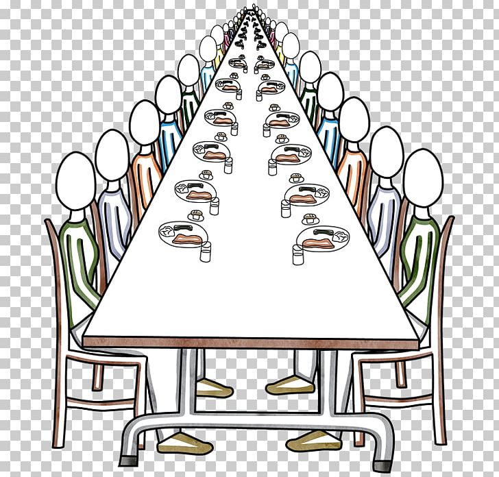 Common dinner video png. Craft clipart craft table