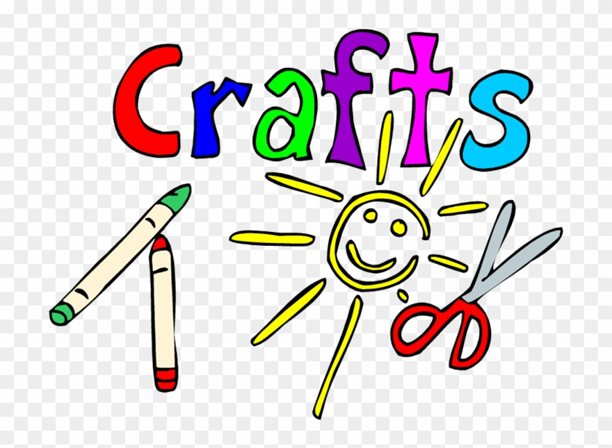 Craft clipart craft time. Arts and crafts pinclipart
