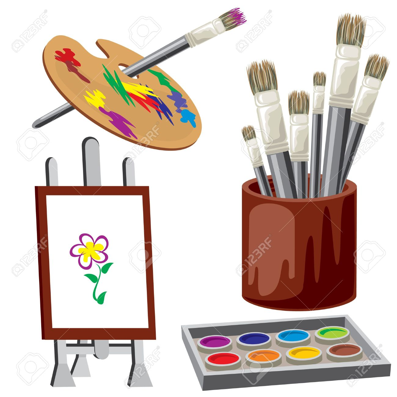 Craft clipart craft tool. Arts and crafts free