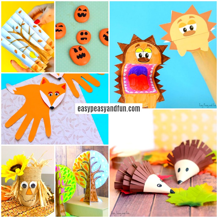 Craft clipart craft work. Fall crafts for kids