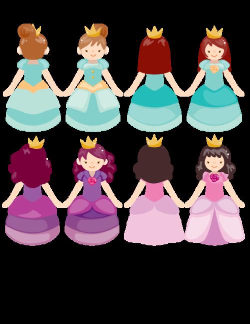 Stick puppet princess pinterest. Craft clipart free imagination