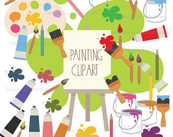 Art etsy . Craft clipart hobby class