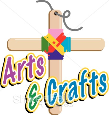 Craft clipart join the club. Kids arts and crafts
