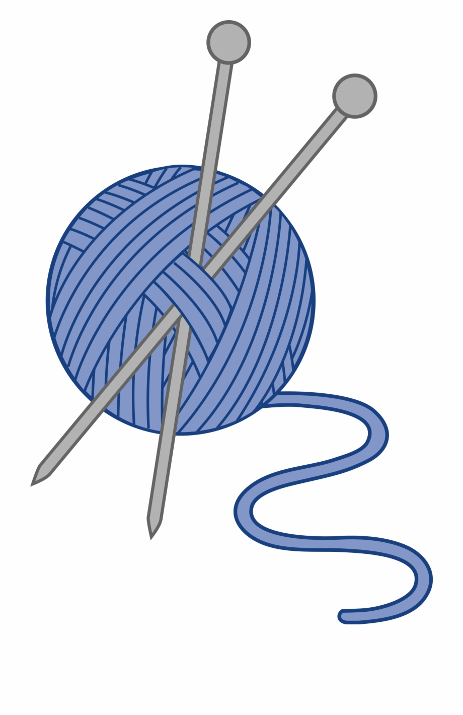 Crafts clipart knit. Arts and knitting clip