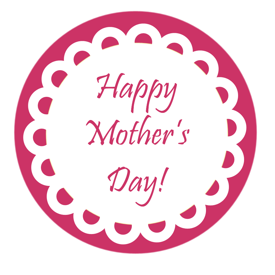 Mother s clip art. Craft clipart mothers day