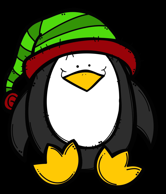 Elf penguin png ecdc. Friendly clipart krista wallden