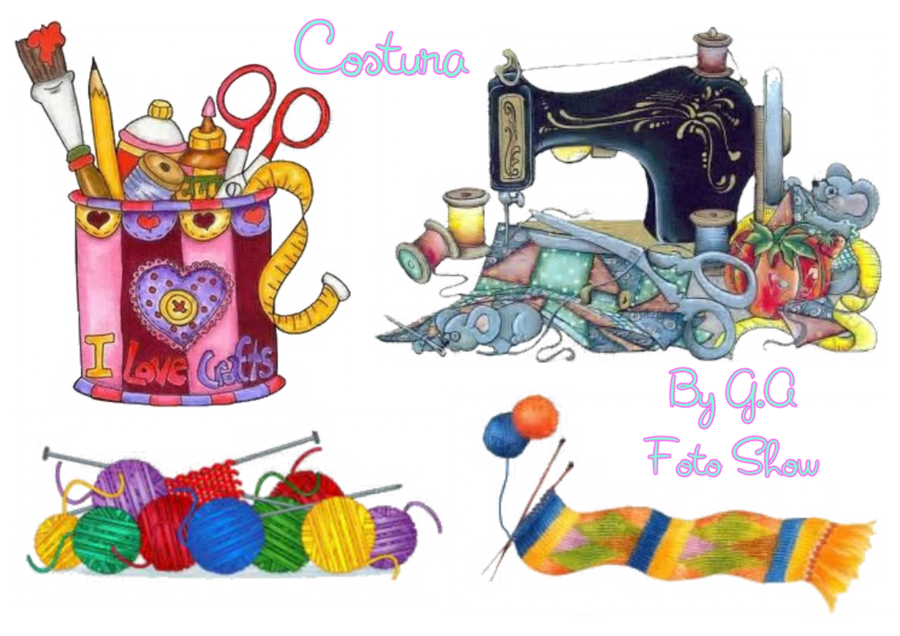 Craft clipart sewing. Cartoon product