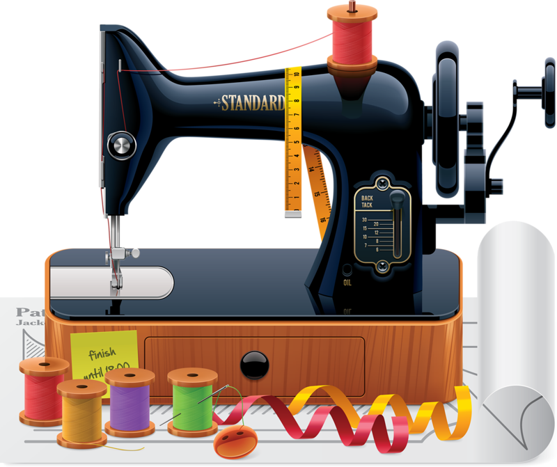 Bot es costuras e. Quilt clipart sewing clothes