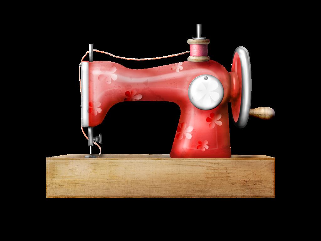 Craft clipart sewing box. Emeto hand made machine