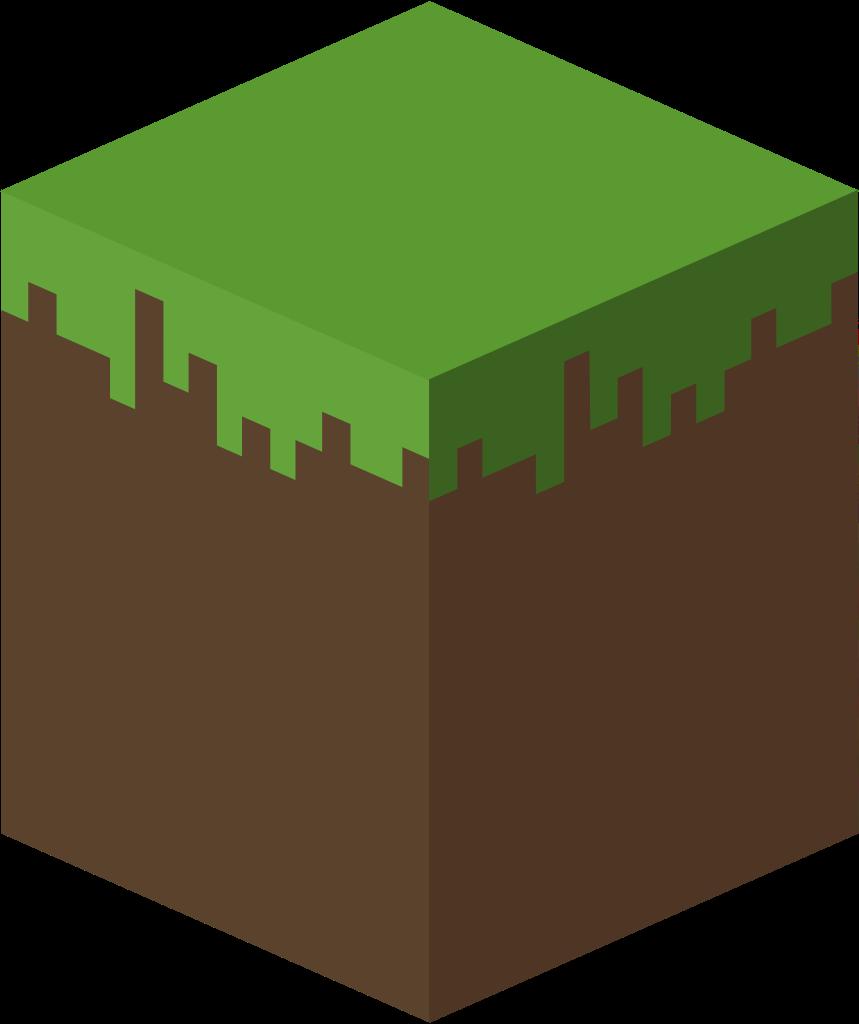 File minecraft wikipedia fileminecraft. Cube clipart svg