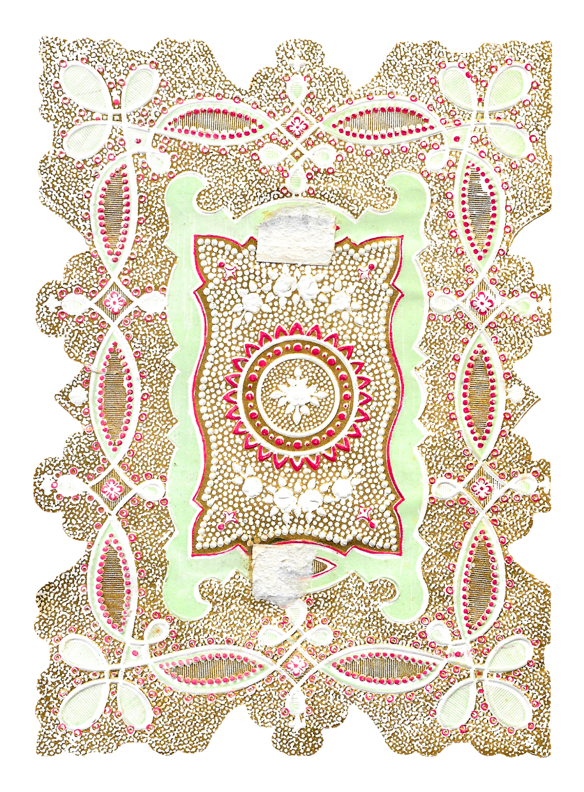 Paisley clipart background. Antique images craft frame