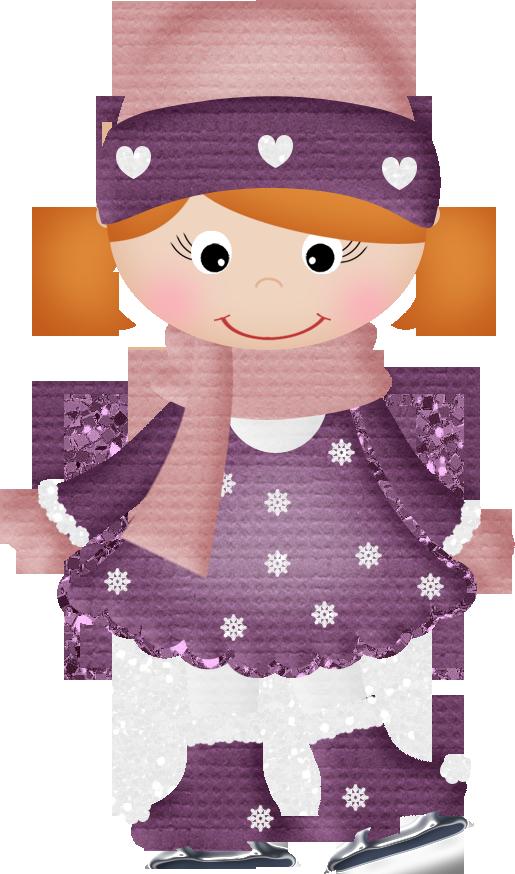 Ch b christmas pinterest. Winter clipart purple