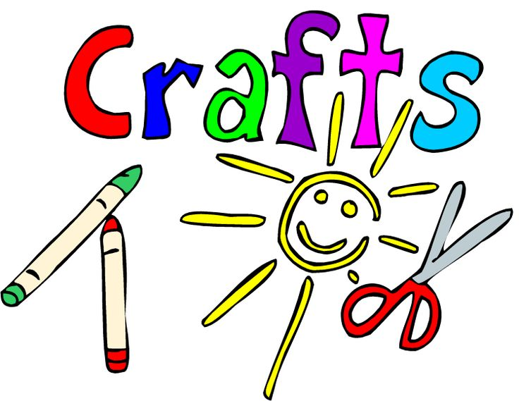 Free craft cliparts download. Art clipart art project