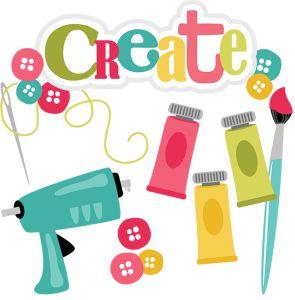 best making arts. Crafts clipart