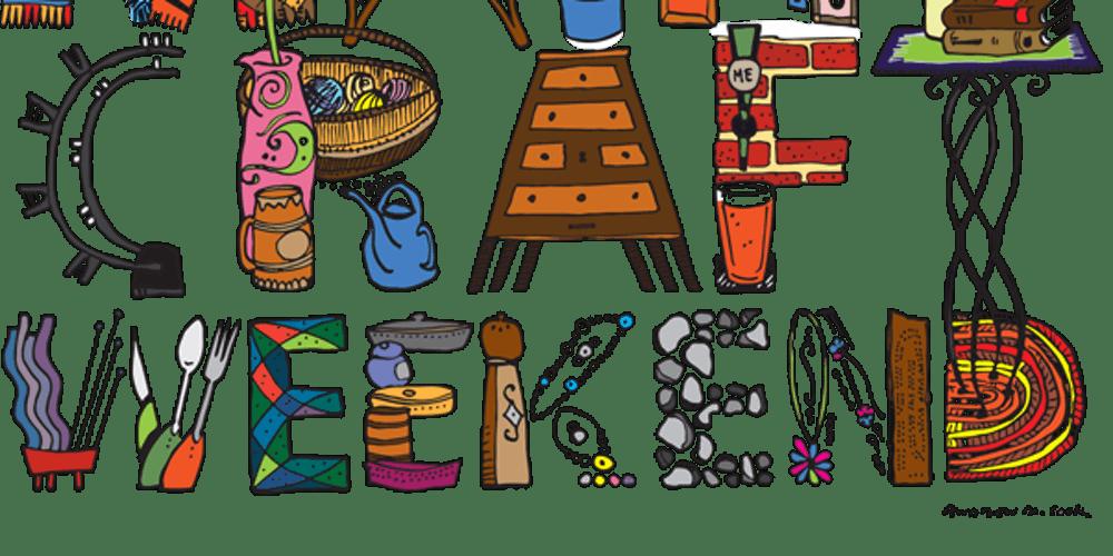 Craft clipart art craft center. Maine weekend nezinscot farm