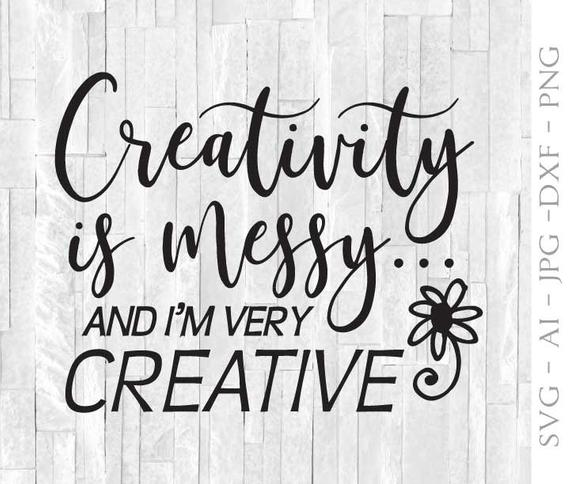 Crafts clipart creativity. Craft svg quote files