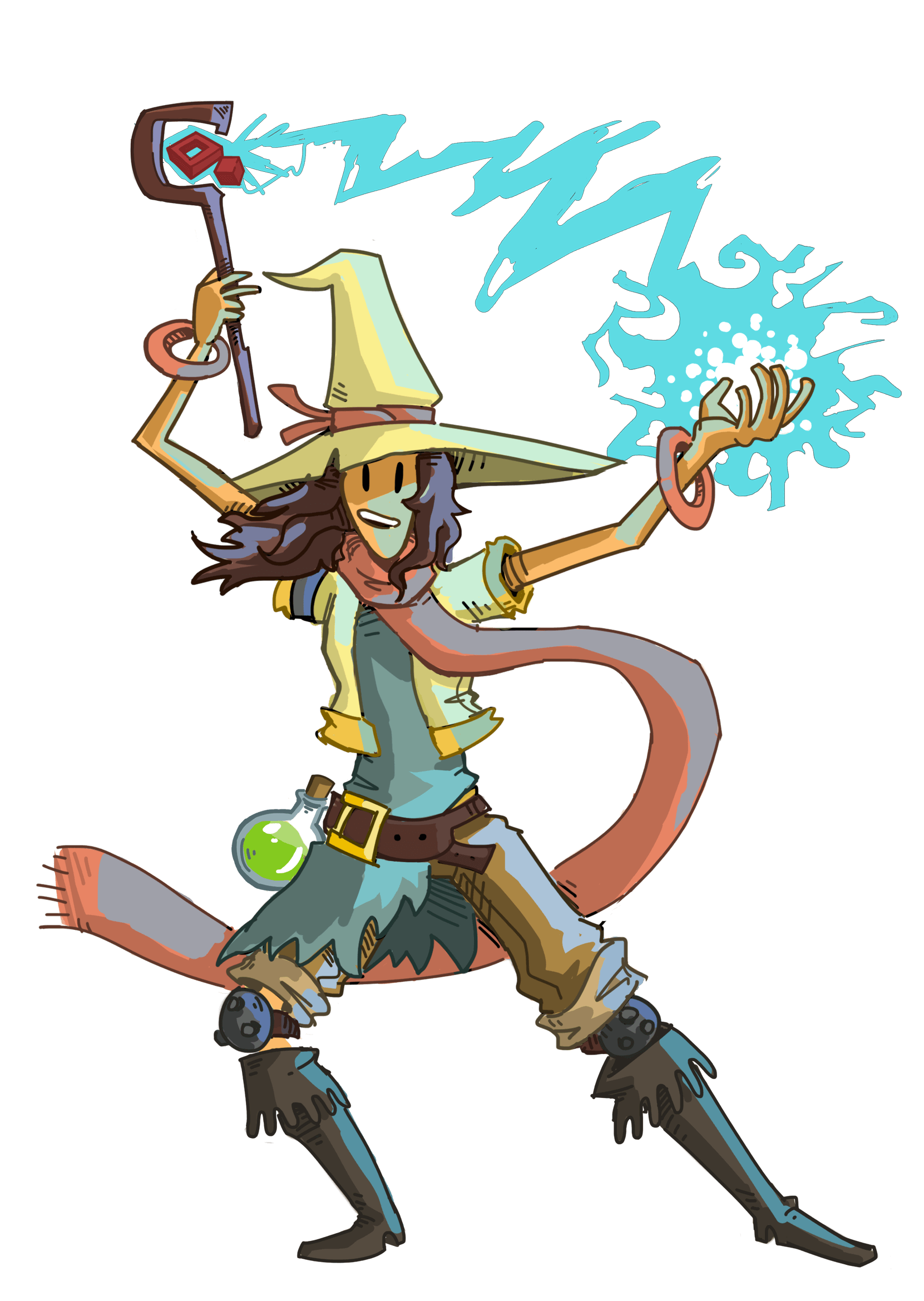 Mage png. Crafts clipart dexterity