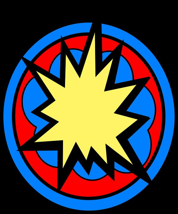 Crafts clipart library. Superhero shield cliparts shop