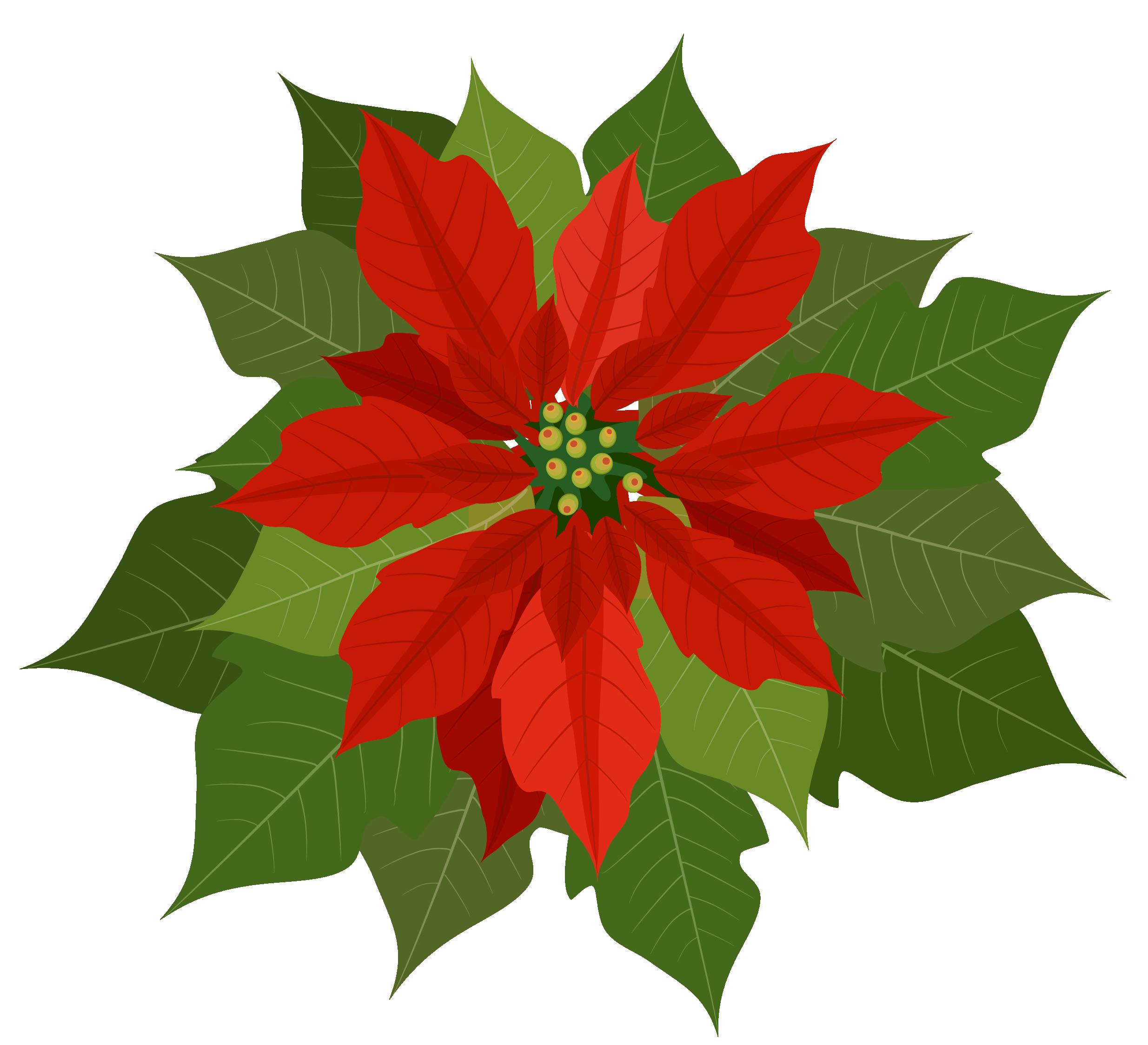 Garland clipart poinsettia. Christmas craft free best
