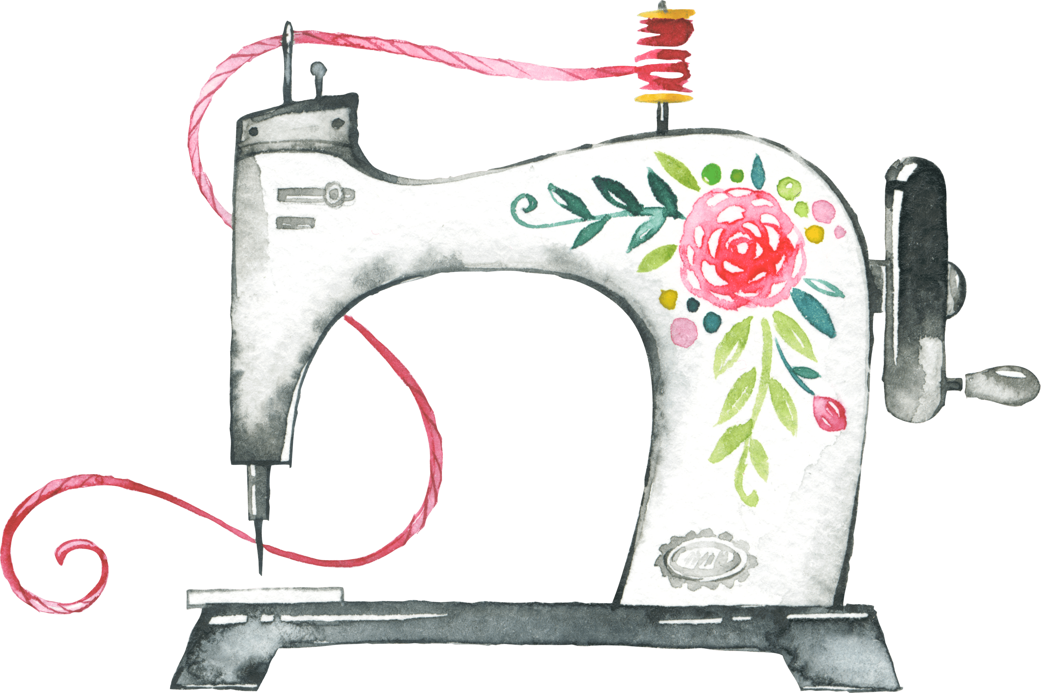 Shears clipart sewing accessory. Project patternmaking tools of