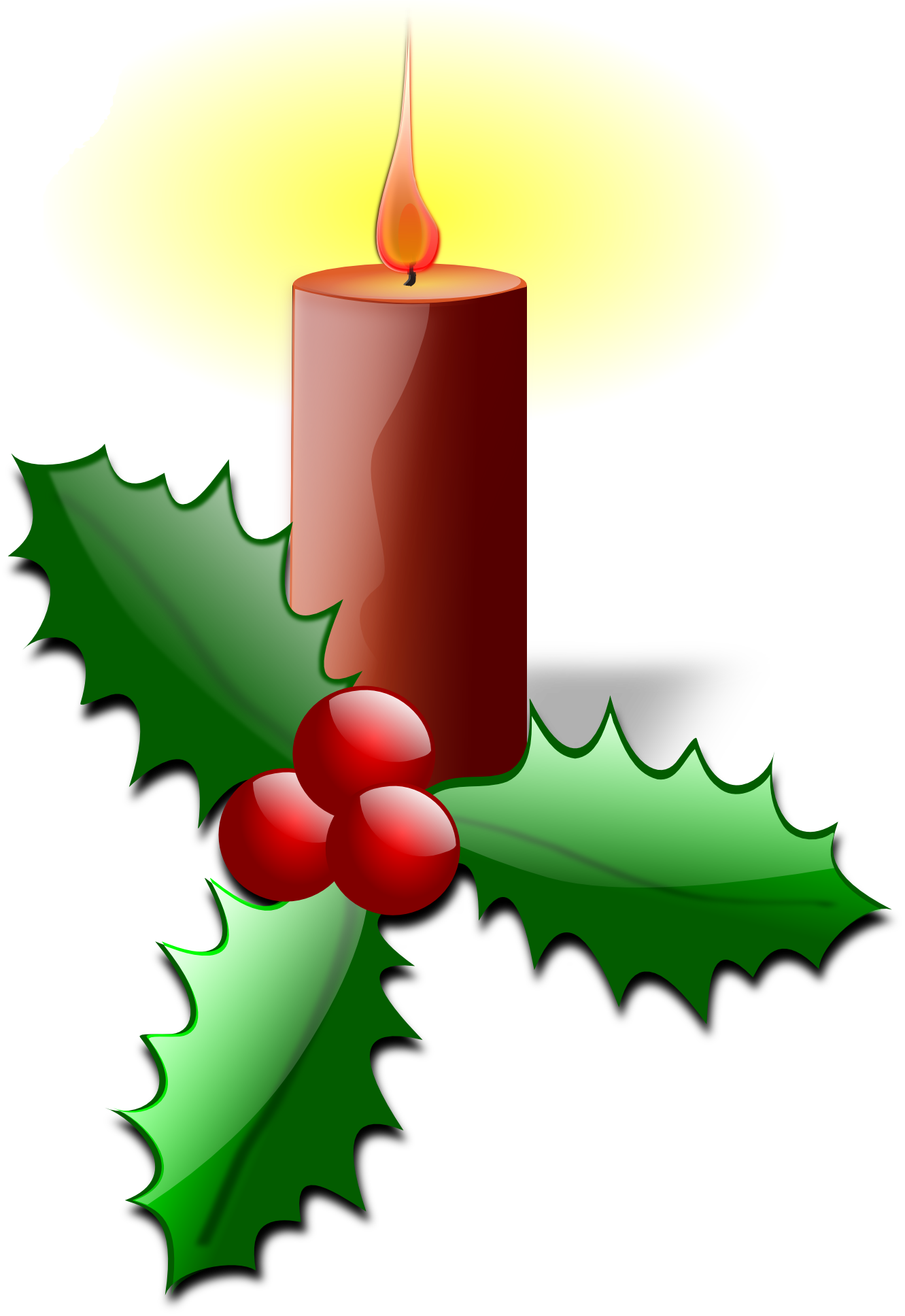 Holly Clipart Advent Holly Advent Transparent Free For