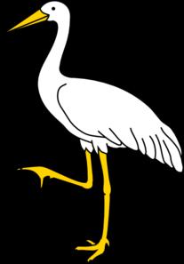 Clip art at clker. Crane clipart
