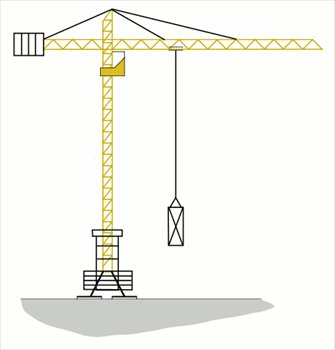 Crane clipart. Free graphics images and