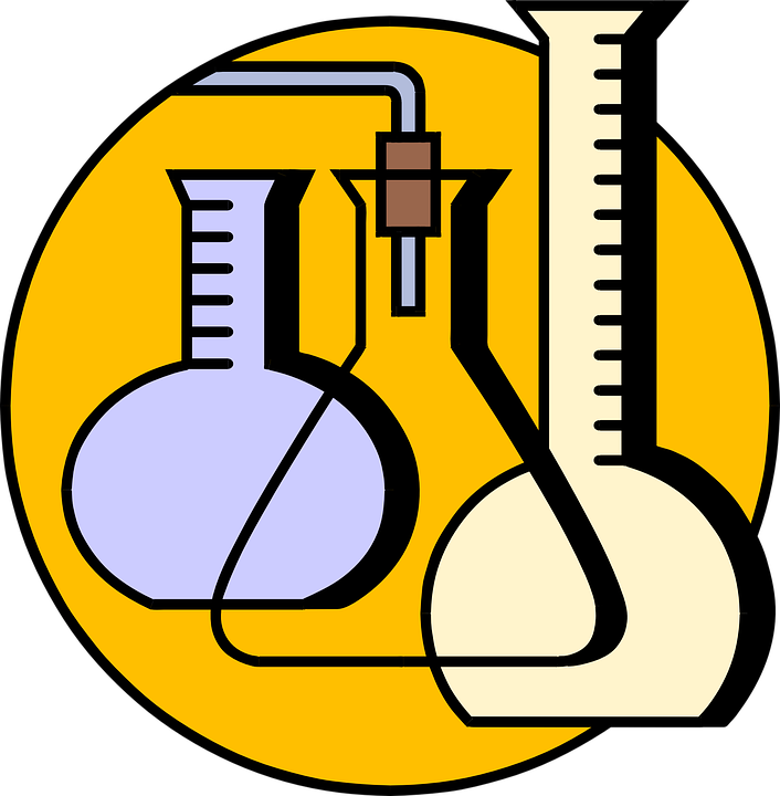 Health clipart healthy living. Equipment laboratory frames illustrations