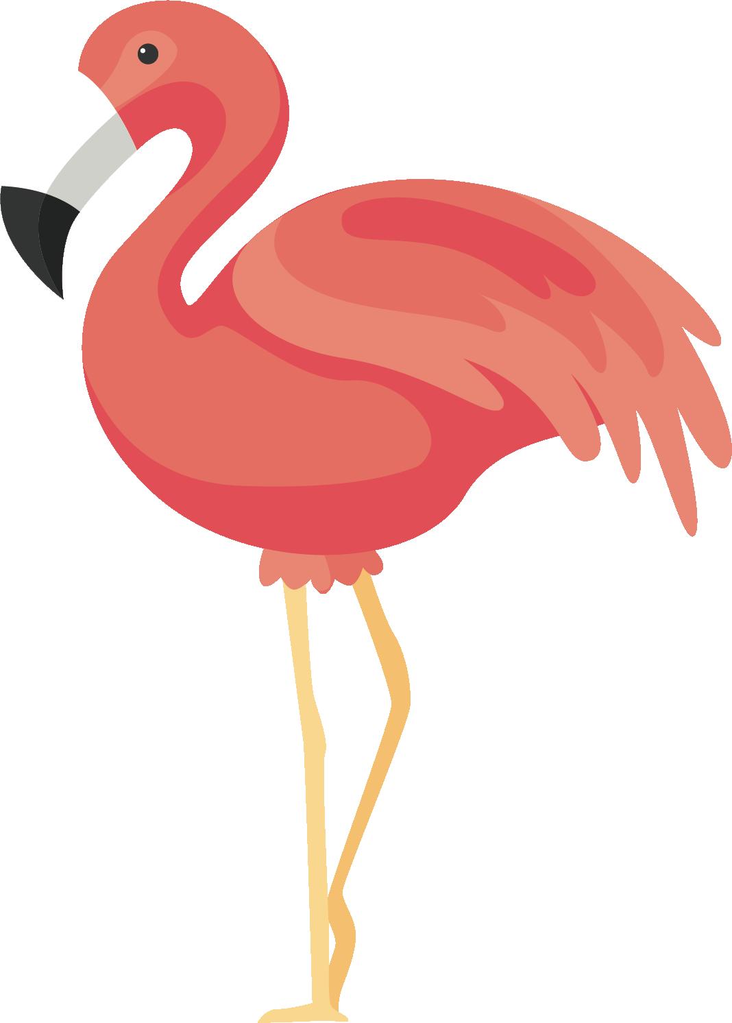 Crane clipart candy. Flamingos bird icon pink