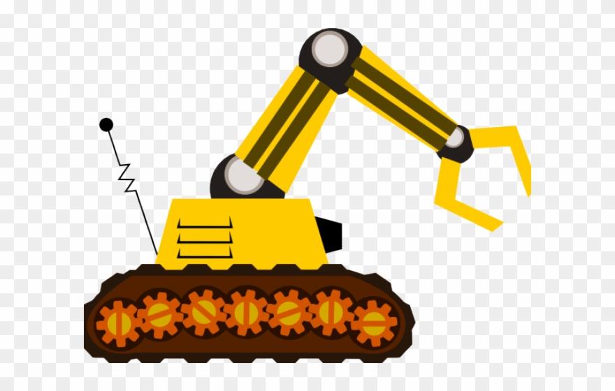Crane clipart cartoon construction. Png download