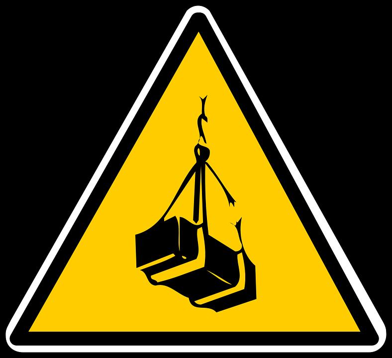 Crane clipart crane arm. Operator hand signal guide