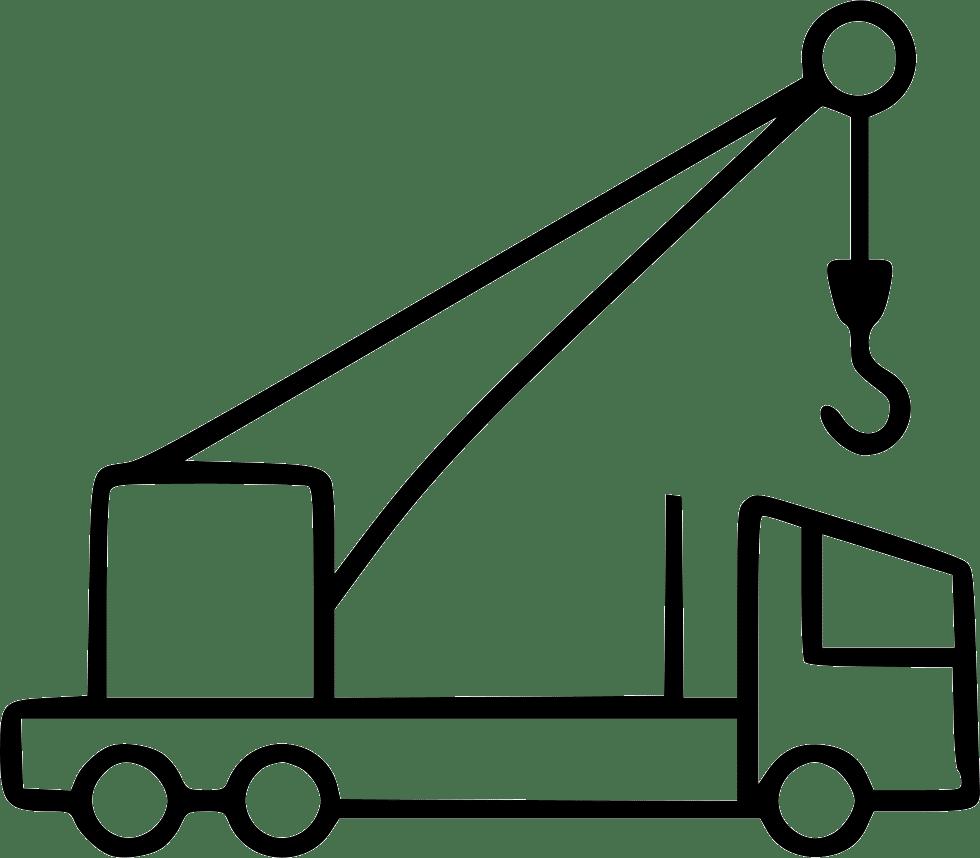 Hire services across the. Crane clipart crane hook
