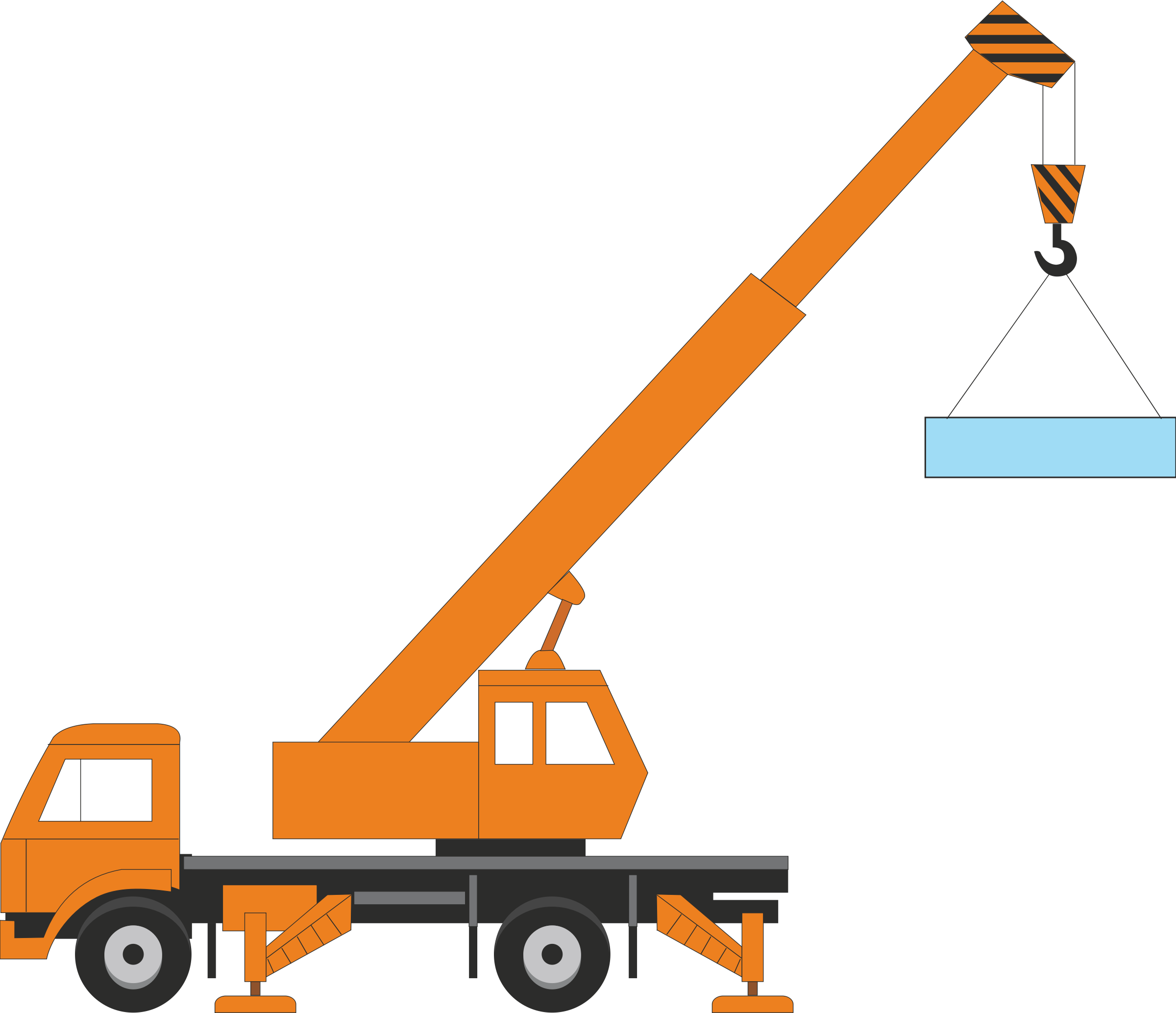 Crane clipart crane hook.  collection of lifting