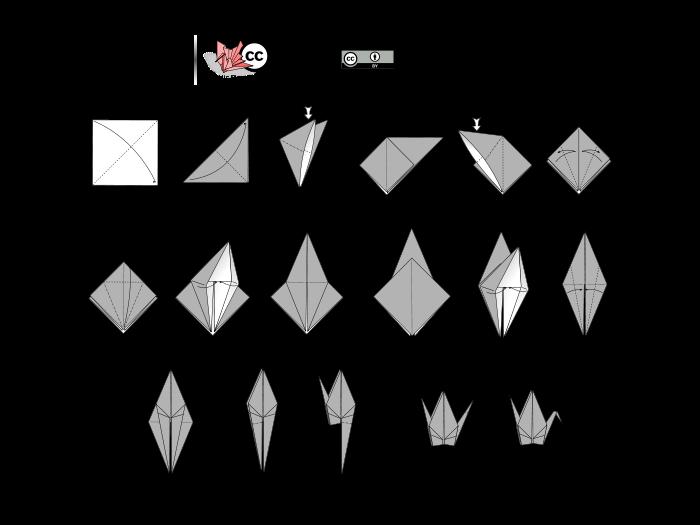 Crane clipart crane japanese. Paper fashion stellaconstance co
