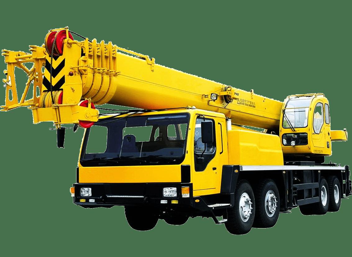 Crane clipart crawler crane. Telescopic truck transparent png