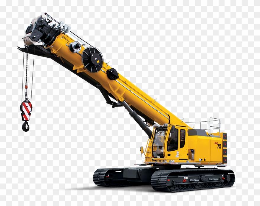 Icon png download . Crane clipart crawler crane