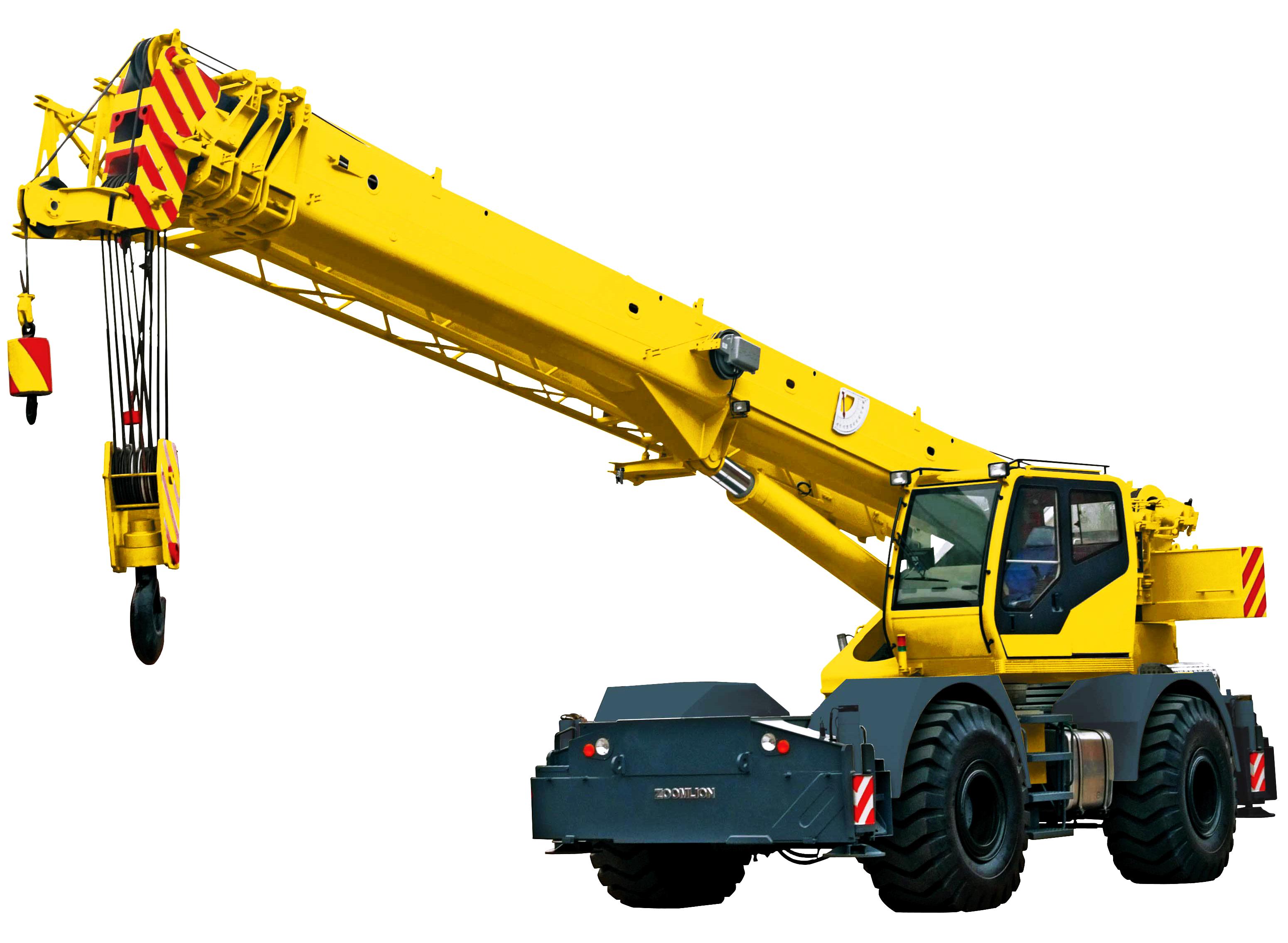 Hd png transparent images. Crane clipart hydraulic crane