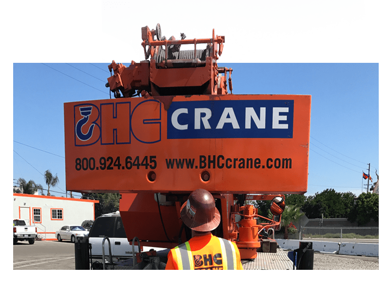 Crane clipart hydraulic crane. Home bhc