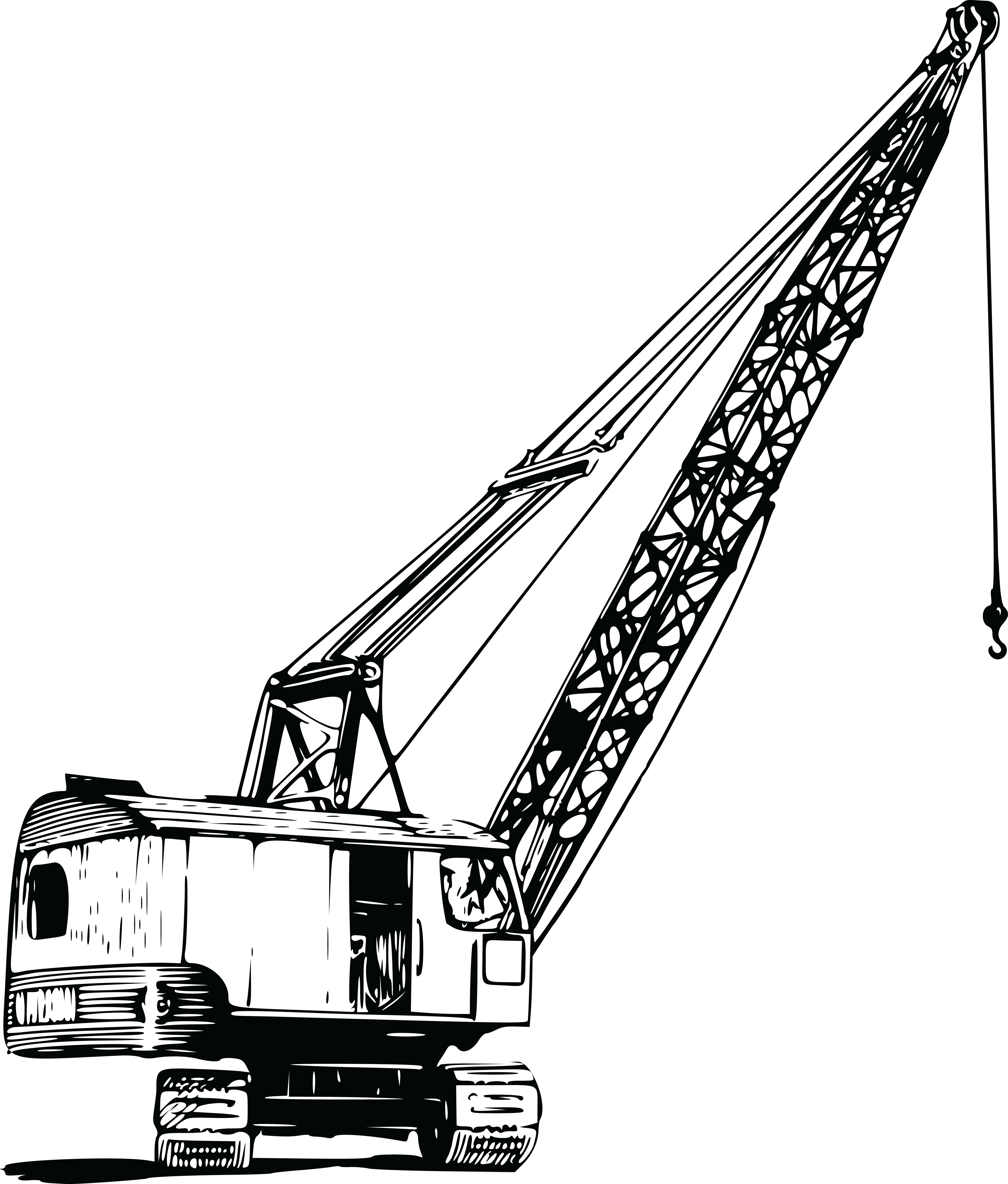 Cranes at getdrawings com. Planning clipart construction drawing