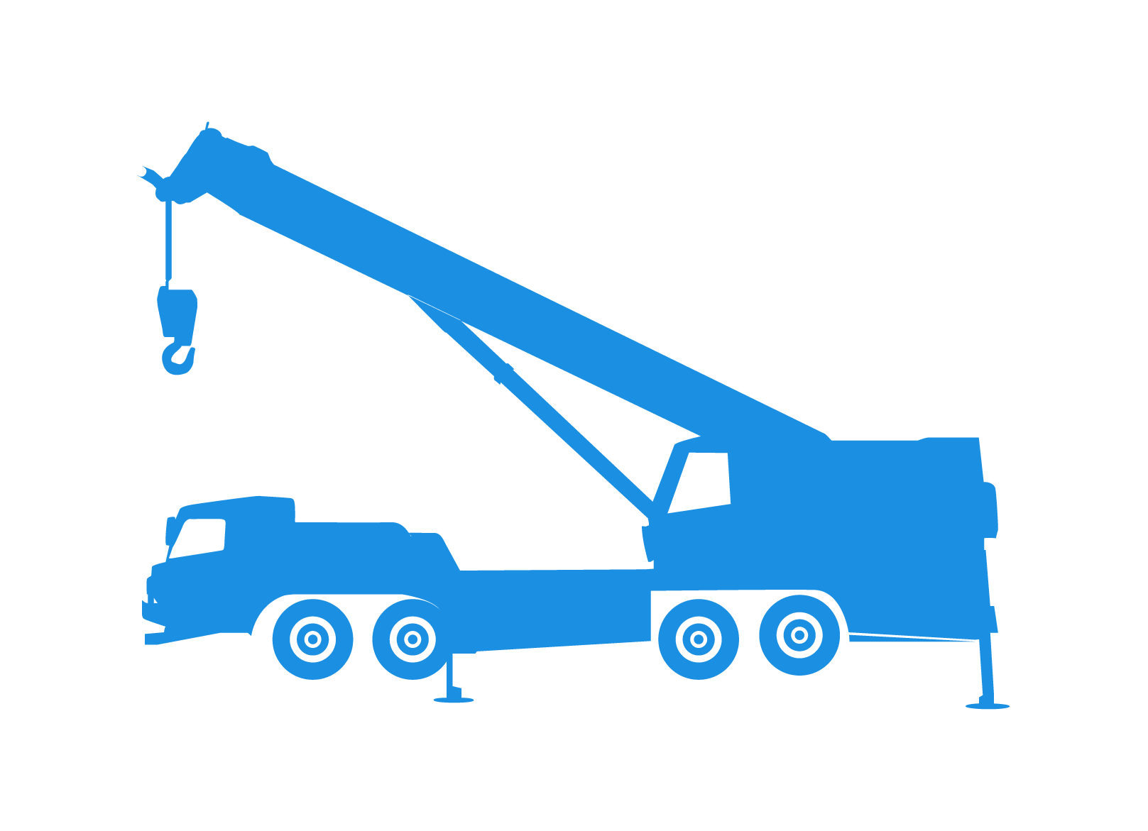 Crane clipart hydraulic crane. Mobile insurance adrian flux