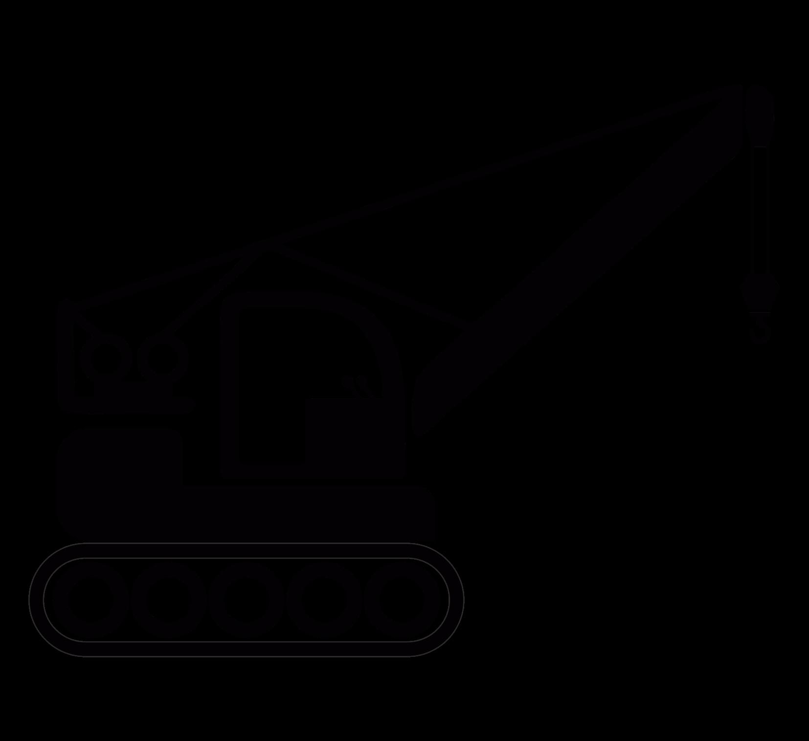 Samarth home cta. Crane clipart hydraulic crane
