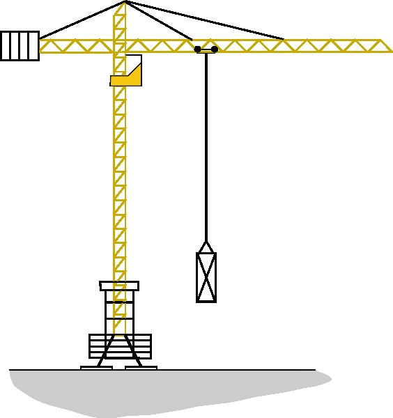 Crane large