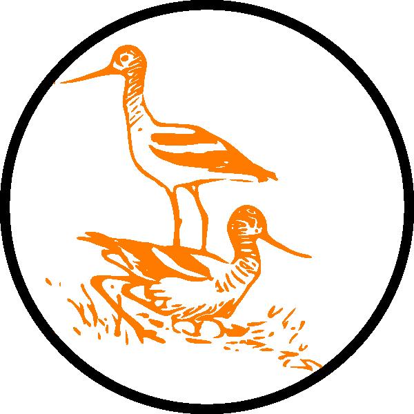 Goose clipart marsh. Clip art at clker