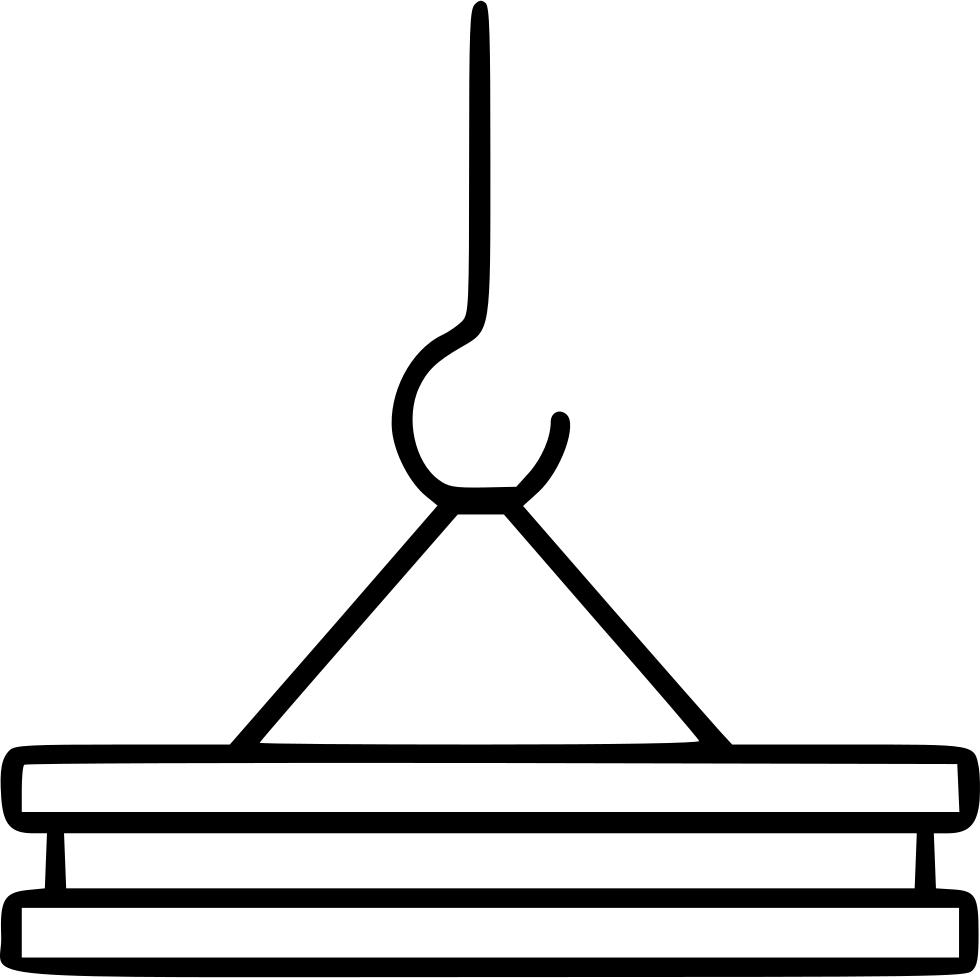 Industry clipart industrial engineering. Crane hook equipment construction