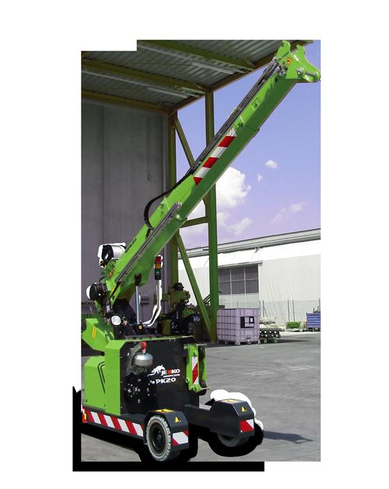 Crane clipart small tower. Minipicker mpk mini minicrane