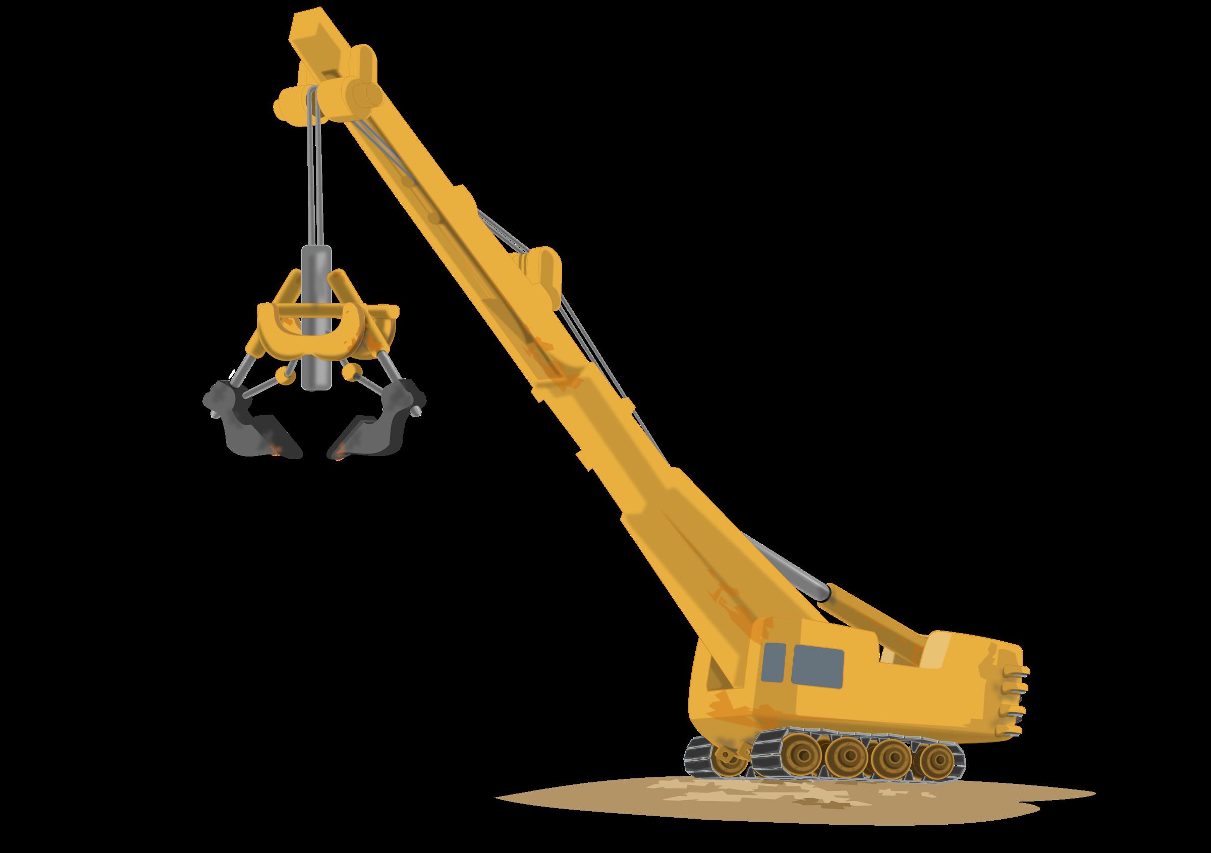 Crane clipart transparent background. Png images free download