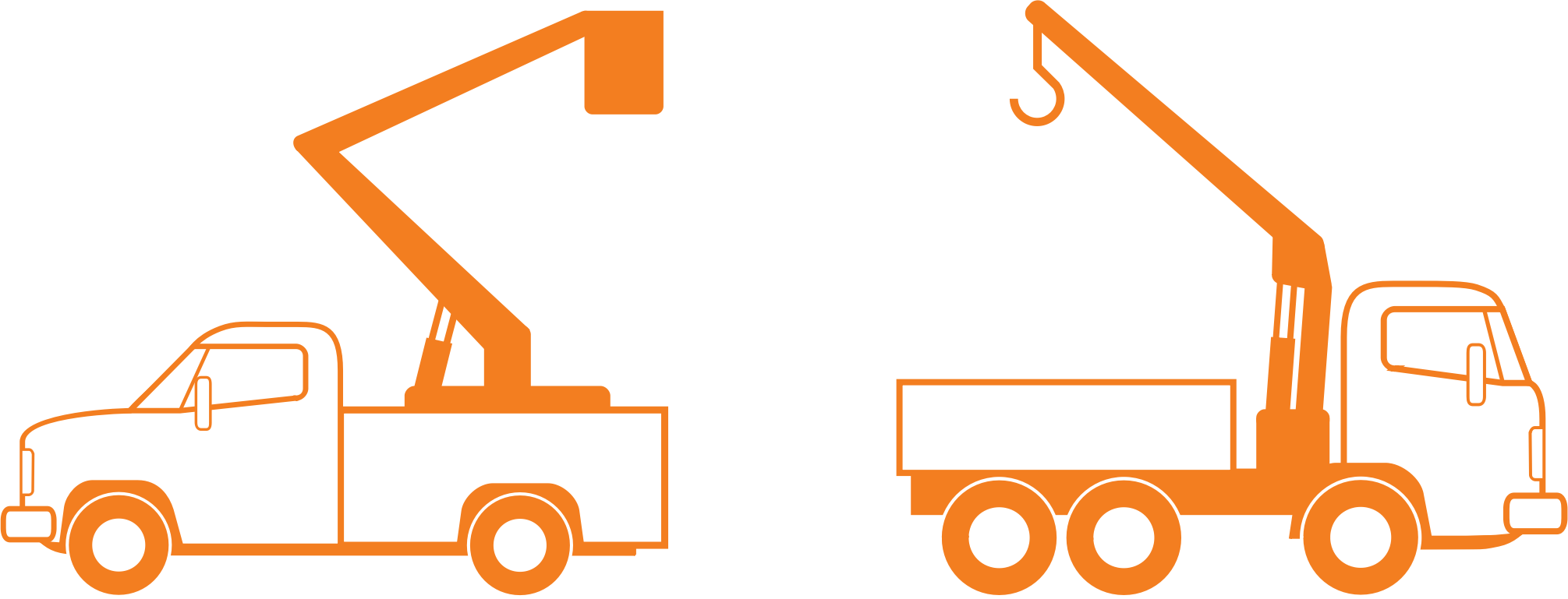Lift and trucks big. Crane clipart work vehicle