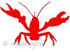 Clip art free online. Crawfish clipart