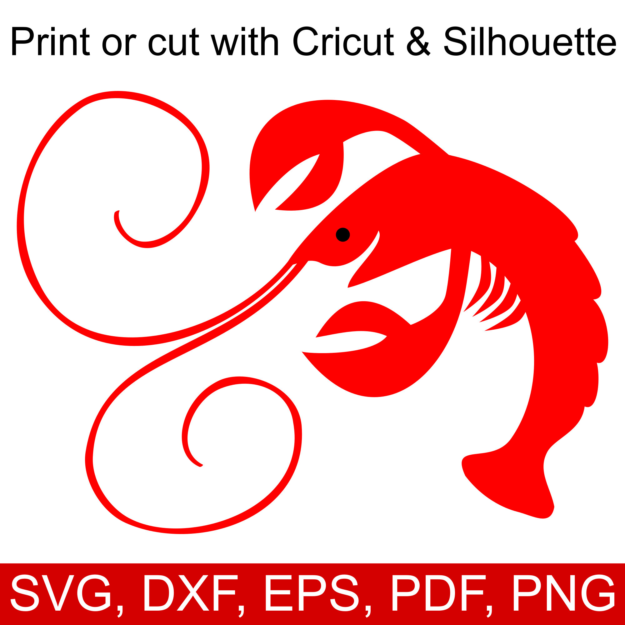 Crawfish clipart. A very happy svg